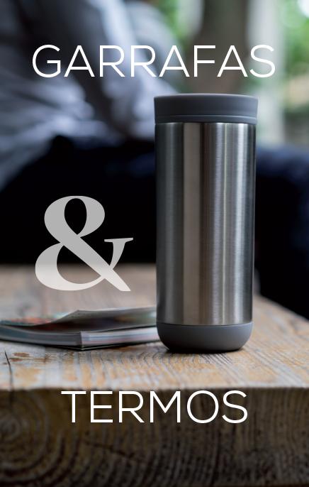 Garrafas & Termos